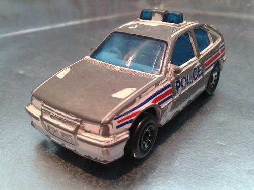 matchbox - vauxhall astra gte de 1985