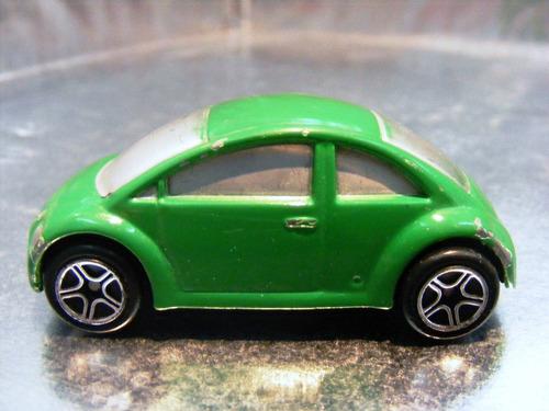 matchbox - vw concept 1 beetle de 1999