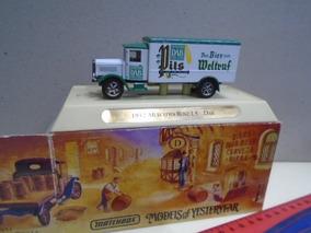Camión 1932 Dab Matchbox L5 Mercedes Cerveza Ygb21 Weltruf ZTlkiwOPXu