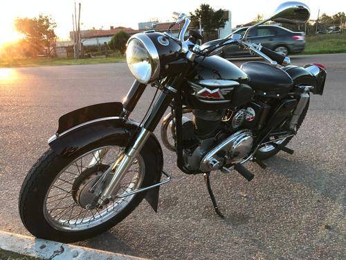 matchless 350 inglesa 1955 permuto