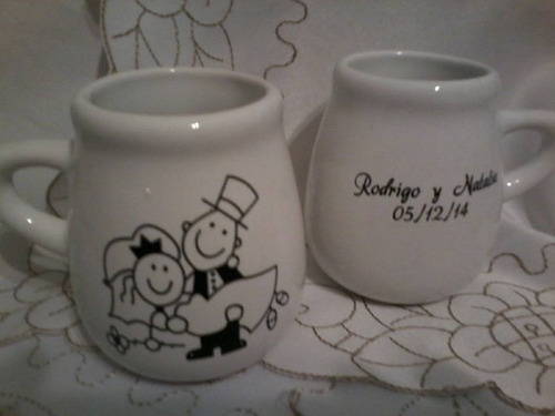mate souvenir casamiento