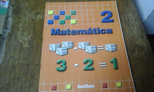 matematica 1 ero, 2do y 3er grado edit santillana