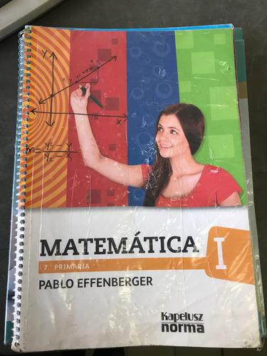 matemática 1 kapeluz