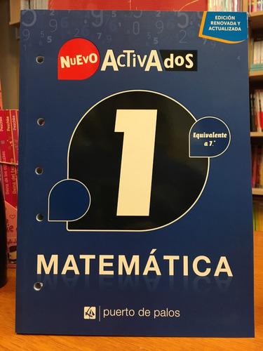 matematica 1 - nuevo activados - puerto de palos