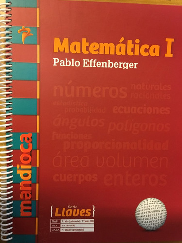 matematica 1 - serie llaves - estacion mandioca
