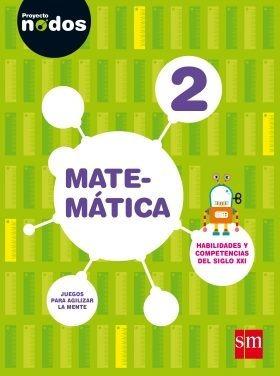 matematica 2 - proyecto nodos - anillado - sm