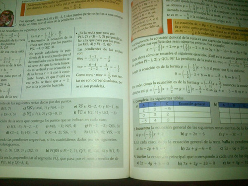 matematica 9no