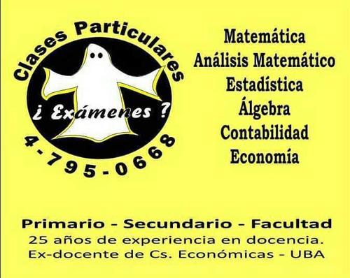 matematica - algebra - calculo financiero.