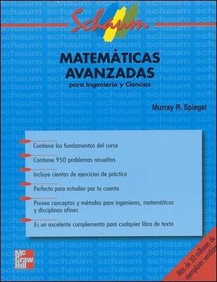 matemática avanzada ingeniería y ciencias spiegel schaum