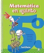 matematica en quinto 5 - santillana