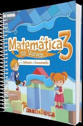 matematica en vaiven 3 - mandioca