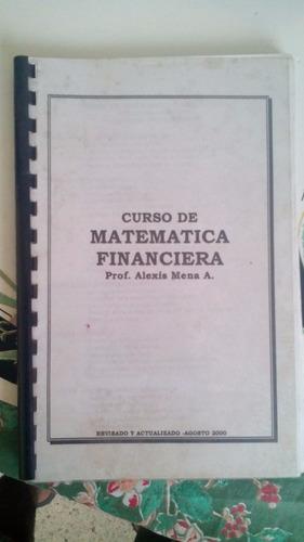 matematica financiera por dario maravall mas obsequio