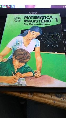 matemática magistério 1