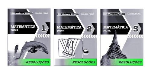 matemática manoel paiva moderna plus...