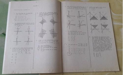 matemáticas 3 ejercicios de autoevaluacion prepa abierta