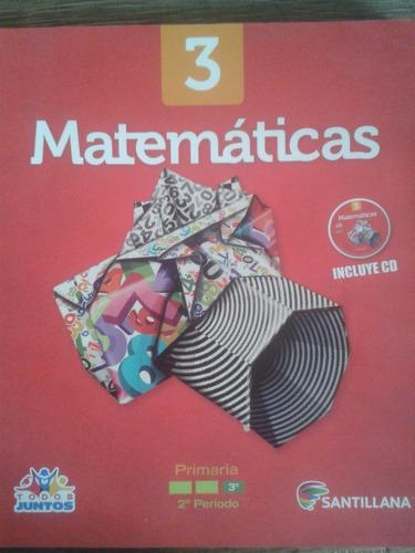 matematicas 3 todos juntos
