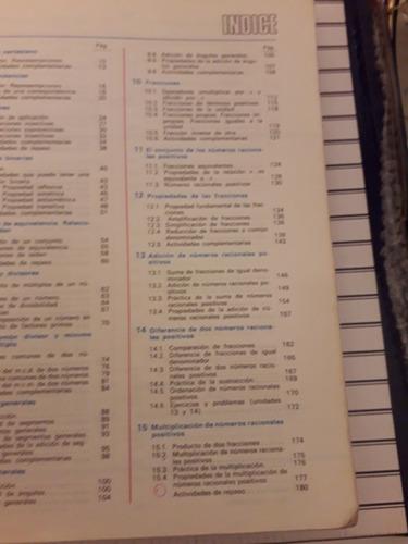 matemáticas. 6º egb - sebastián marsinyach
