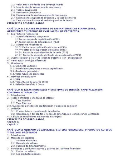 matematicas financieras pdf