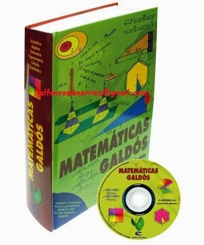 matematicas galdos 1 vol cultural