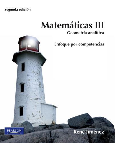 matemáticas iii geometría analítica