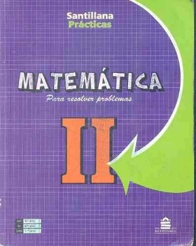 matemàtica 2 - para resolver problemas