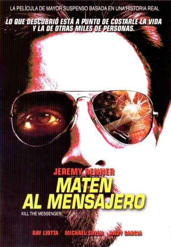 maten al mensajero jeremy renner pelicula dvd