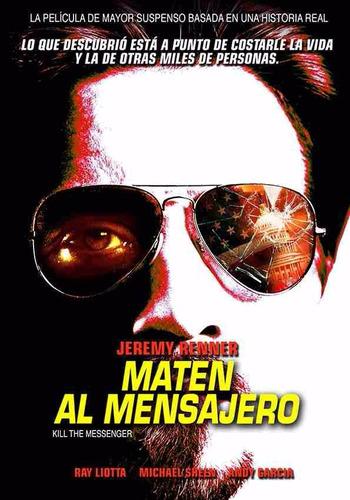maten al mensajero kill the messenger pelicula en dvd