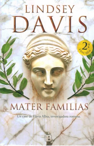 mater familias / lindsey davis (envíos)