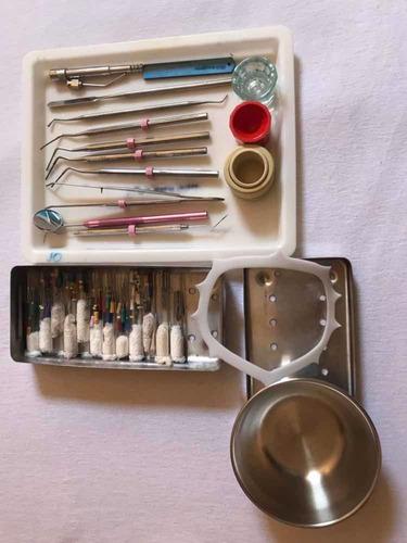 materiais odontológicos usados (graduação)