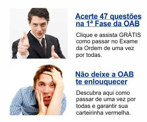 material completo para o exame da oab 2.0