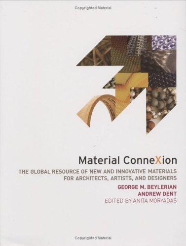 material connexion: el recurso global de materiales nuevos e