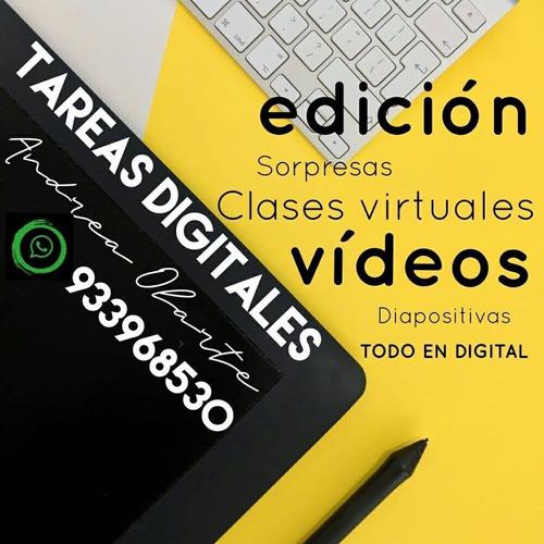 material didáctico virtual/digital