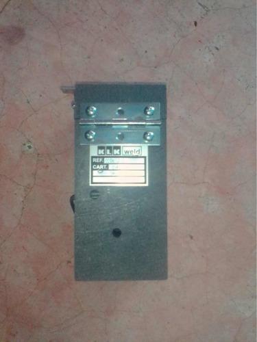 material eléctrico molde para soldar