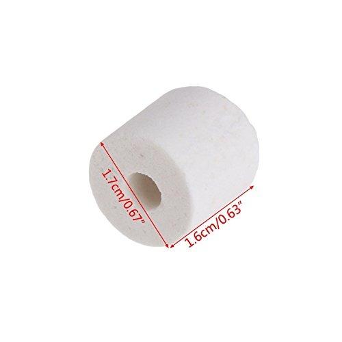 material filtrante acuario anillos de cerámica alta calidad