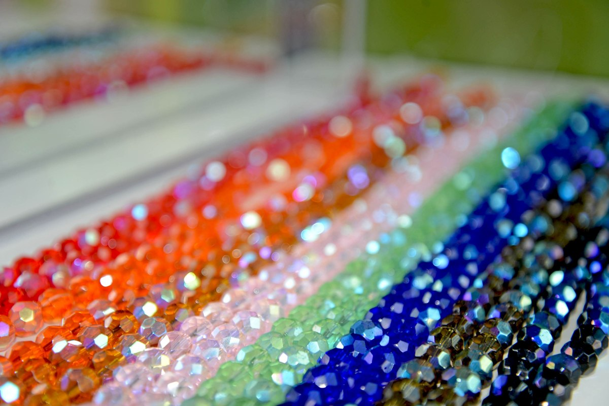 Materiales bisuteria bolas fuego shambalas cristal checo for Materiales para bisuteria