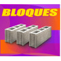 Bloques Precio Insuperable!!! Materiales De Construccion!!