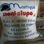Mastique Montelupo Al Mayor( Distribuidores).de 5 Kg Y 10 Kg
