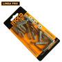 Set Tornillos Con Tacos 6 Mm 15 Set X Blister Ingco