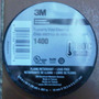 Teipe Negro Electrico 3m N°1400 Oferta Original