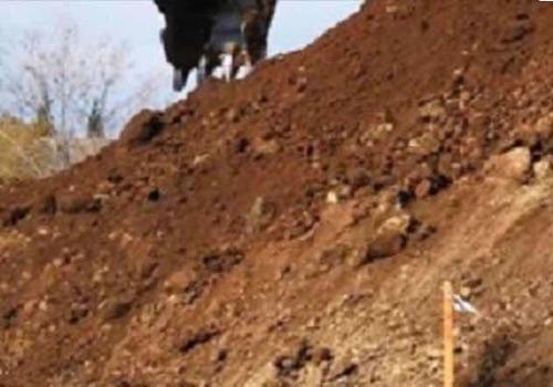 materiales de cantera y construcción. servicio de retroexcav