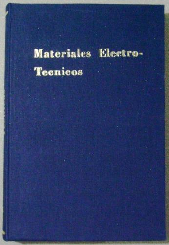 materiales electrotecnicos - ramirez - ceac