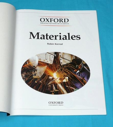 materiales oxford biblioteca juvenil de ciencia la república