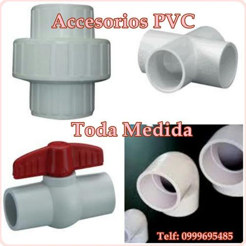 materiales pvc lasco
