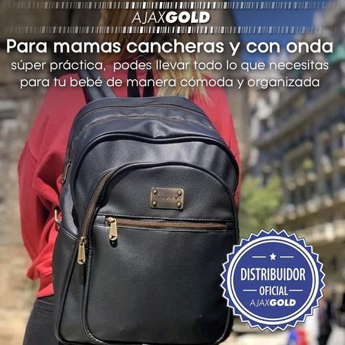 maternal bolso mochila