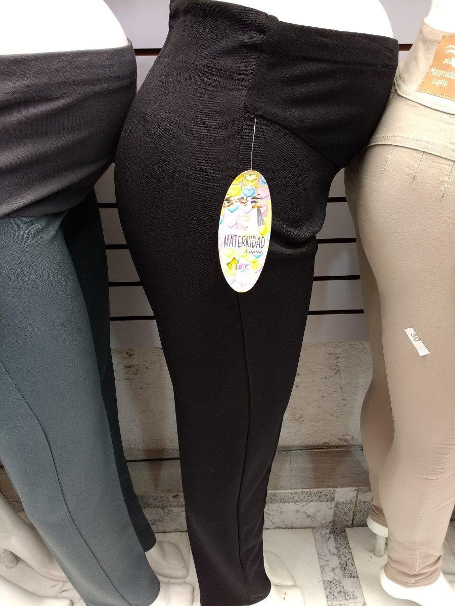 d5c6730c0c Pantalón Vestir Maternidad Embarazada Embarazo Xl -   350.00 en ...