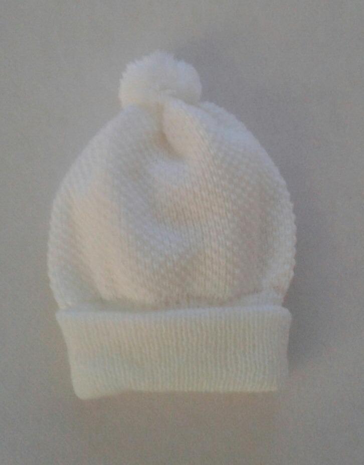 Maternidade Batizado Macacão Touca Sapato Luvinha Ref. 144 - R  75 ... 52935c1213c
