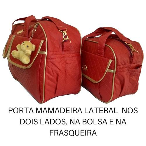 maternidade bolsas mochila