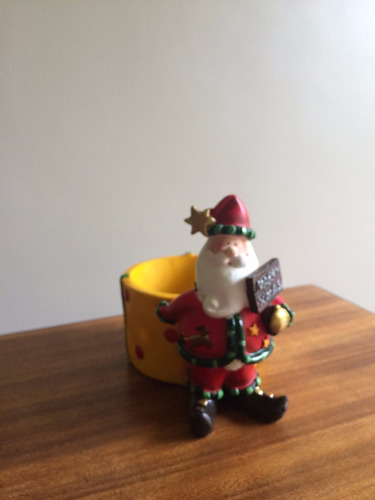 matero decorativo navideño