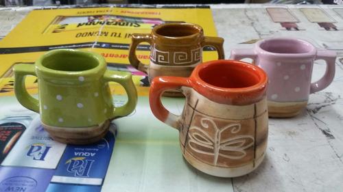 mates artesanales de ceramica