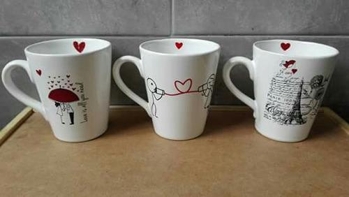 mates artesanales dia de los enamorados san valentin